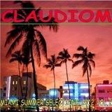 ClaudioM - Miami Summer Selections Vol.2 (Mixed Track) 2012