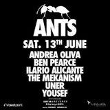 UNER - LIVE at ANTS 1306, Ushuaia, Ibiza 2015