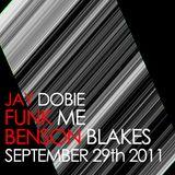 Jay Dobie - Funk Me @ BensonBlakes - Live