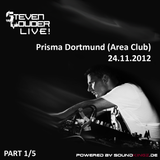 Live @ Prisma Dortmund (Area Club) - Part 1