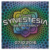 DJ Manindra - Preview-Mix for Synestesia (07.10.2016)