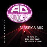 AD Classics Mix 4 - DJ Greg Renwick