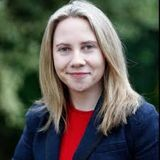 Laura Harmon, Seanad Éireann Candidate for the N.U.I. Panel.