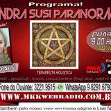 Programa Sandra Susi Paranormal 20.09.2017 convidada Adriana Borges