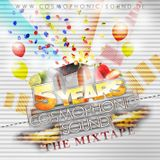 5 Years Cosmophonic Sound - The Mixtape