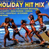 """Holiday Hit Mix '95. 1995. """"Parte 1"""". Mezclado por Mario Aldini."""