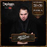 Mister Tenebrio Live @ Daydream Festival Mexico 2016