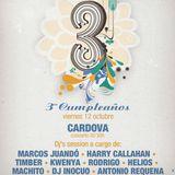 Marula Sessions: The 3rd Birthday @ Marula Café Barcelona [pt.3]