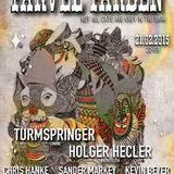 CHRIS HANKE & KEVIN BEYER @ 43FARBEN FINAL PARTY PRAGS BOULEVARD 43 COPENHAGEN 2015-02-21