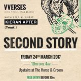 Chapter 24 presents: Second Story with Kieran Apter (Tweak_) / Horse and Groom 24th March promo mix