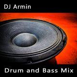 DJ Armin - Drum and Bass Mix