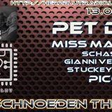 """""""Technoeden - the Show"""" auf Radio Herzblut (13.04.2016)"""