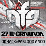 Qkhack Vs Pablood Anco Promo Minimix For NeurofunkGrid Spain Tour
