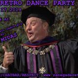 Retro Dance Party 05.17.2019 LIVE on Renegade Retro <renegaderetro.com>