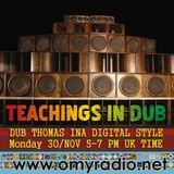 Teachings in Dub