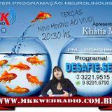 Programa Desafie-se 08.08.2017 - Madalena Junqueira