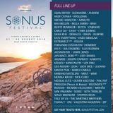 Carl Cox - live at Sonus Festival 2017 (Papaya, Croatia) - 22-Aug-2017