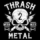 Dj RIVITHEAD - THRASH METAL MEGA Playlist - Accept, Death Angel, D.R.I, GWAR, Megadeth, Nasty Savage