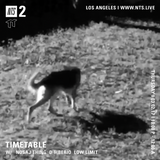 Timetable w/ D Tiberio, Low Limit & Nosaj Thing - 2nd March 2017