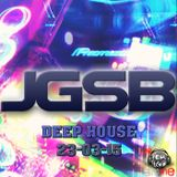 MixForYou Radioshow - Deep House 23-03-15