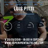 Luis Pitti @ Experimental Tv Radio (25/01/2018)
