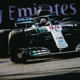Fast Friday: Hamilton hits a high five