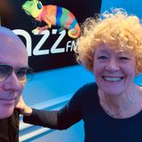 This week Alison Rayner is chatting to Ian Shaw about her new ARQ album project.