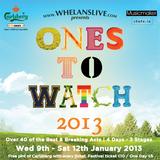 ÁLT Éire 07.01.13 Whelans Ones To Watch 2013