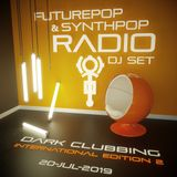DJ Led Manville - Futurepop & Synthpop Radio DJ Set DCI Edition 2 (20-Jul-2019)