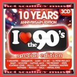 #90s  i love the 90s 10years anniversary edition/limited edition part 2