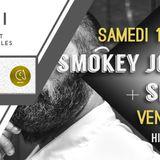 Comparses & Sons @ Venelles w/ Smokey Joe & The Kid + Senbei - 14 Oct 2017 - CCR Plateau Radio