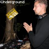 KIM DAMIEN @ We Are Underground We Are In The Woods 13.09.2014