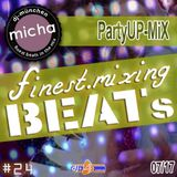 finest.mixing Beats #24 - party UP m!x 07-17