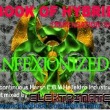 Book Of Hybrid: Dispensation 16 - 'infeXionized' a continuous Harsh E.B.M Hellektro Industrial set