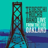 Blues Magazine Radio 53 | Album Tip: Tedeschi Trucks Band - Live From The Fox Oakland