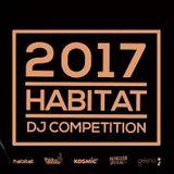Habitat Dj Competition 2017