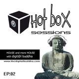 Hot Box Sessions EP2 - digit@l buddha
