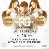 @DJDAYDAY_ / Ladies Special Event @ Bambu Bar Birmingham 18/05/18