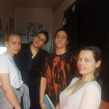 CMMD with Hanne Lippard and Neda Sanai