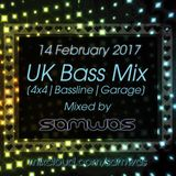 Feb 2017 UK Bass Mix