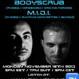 Bodyscrub - The Future Underground Show