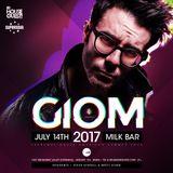 GIOM Live at Milk Bar, Denver