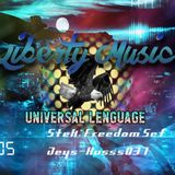 Universal Lenguage 005 Stek-Freedom Set & Jeys-Hvss031