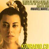 Sesión de música rebelde con Mariel Mariel