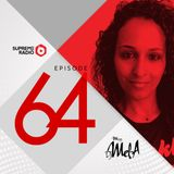 Supreme Radio Episode 64 - DJ Miss Mel-A