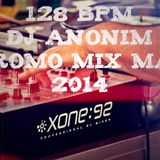 128 BPM - DJ AnoniM - Promo Mix Mai 2014