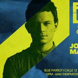 Fedde Le Grand - Live @ BPM 2014 Blue Parrot, Playa Del Carmen - 03.01.2014