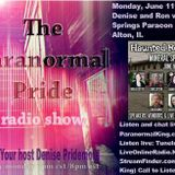 The Paranormal Pride-Denise and Ron- 110 - 6-11-2018