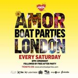 Amor Boat Parties - Chart hits mix by VanRock
