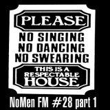 NoMen FM #28 (Part Two) - InstruMental